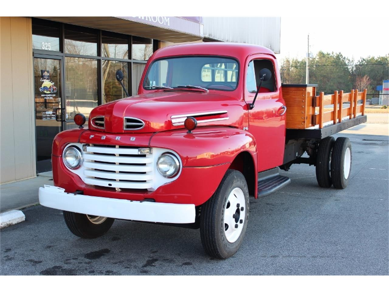 Large Picture of Classic 1949 F6 located in Lillington North Carolina - $52,000.00 Offered by East Coast Classic Cars - K2Y3