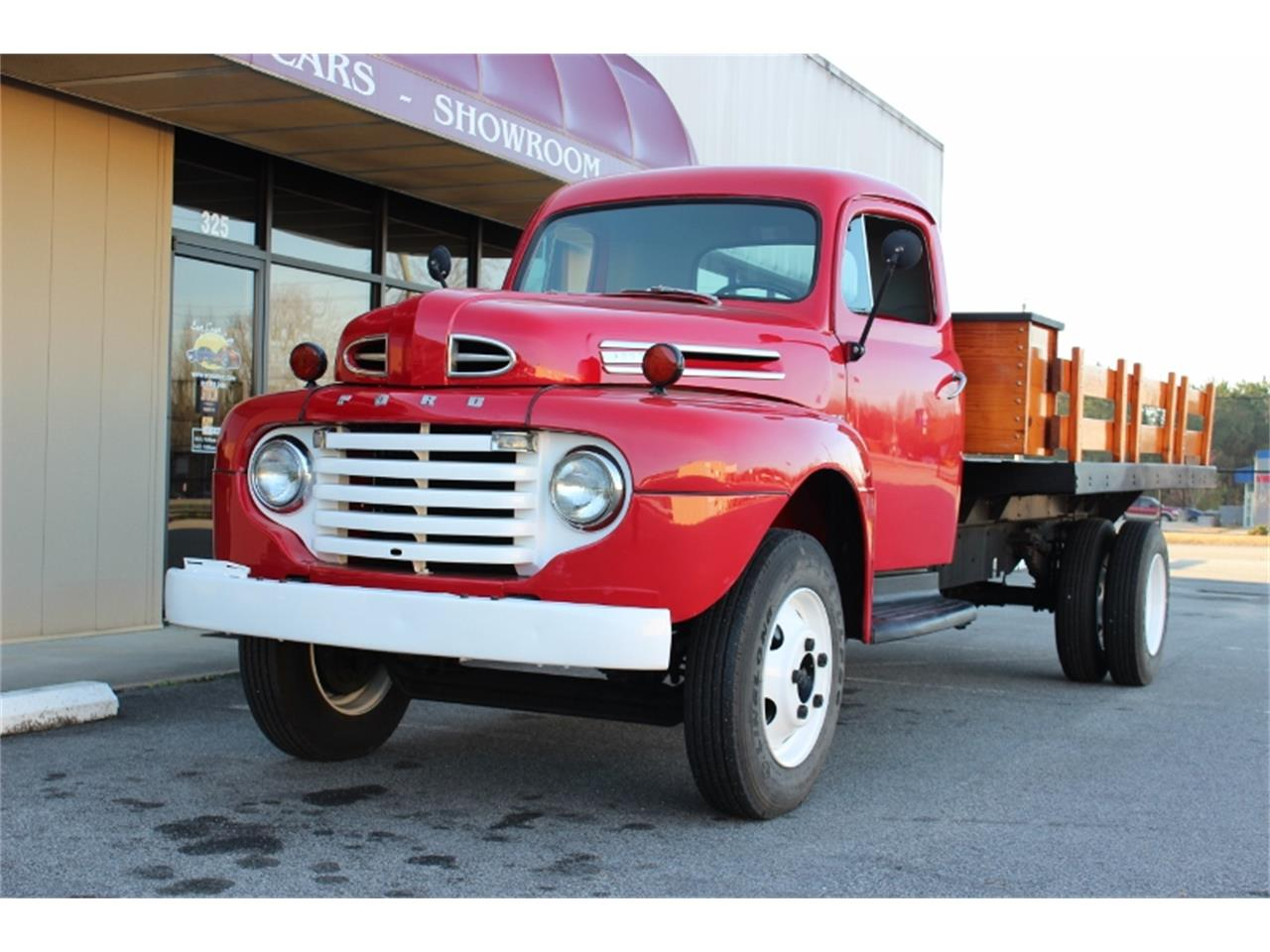 Large Picture of Classic 1949 Ford F6 Offered by East Coast Classic Cars - K2Y3