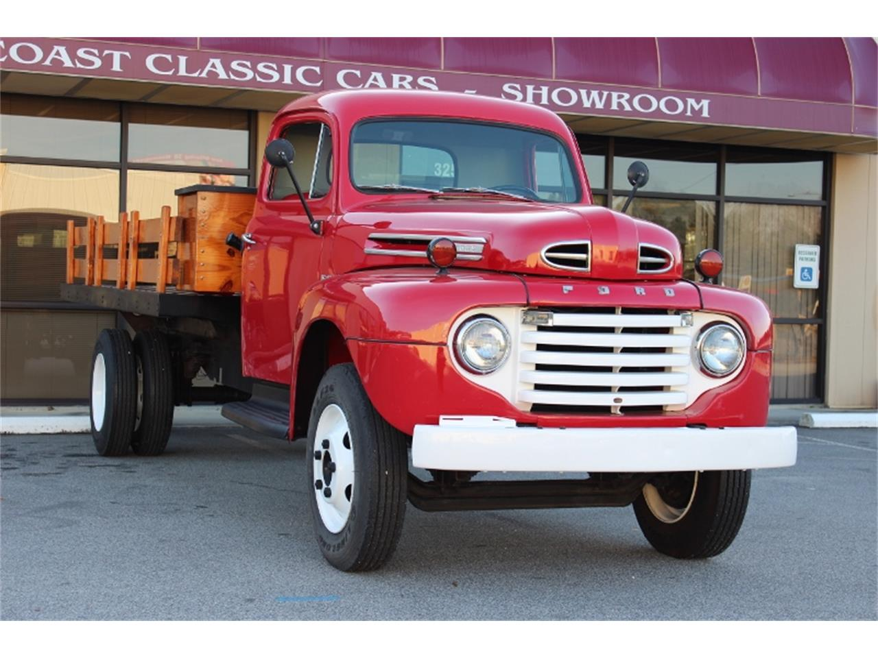 Large Picture of Classic '49 Ford F6 located in North Carolina - $52,000.00 - K2Y3