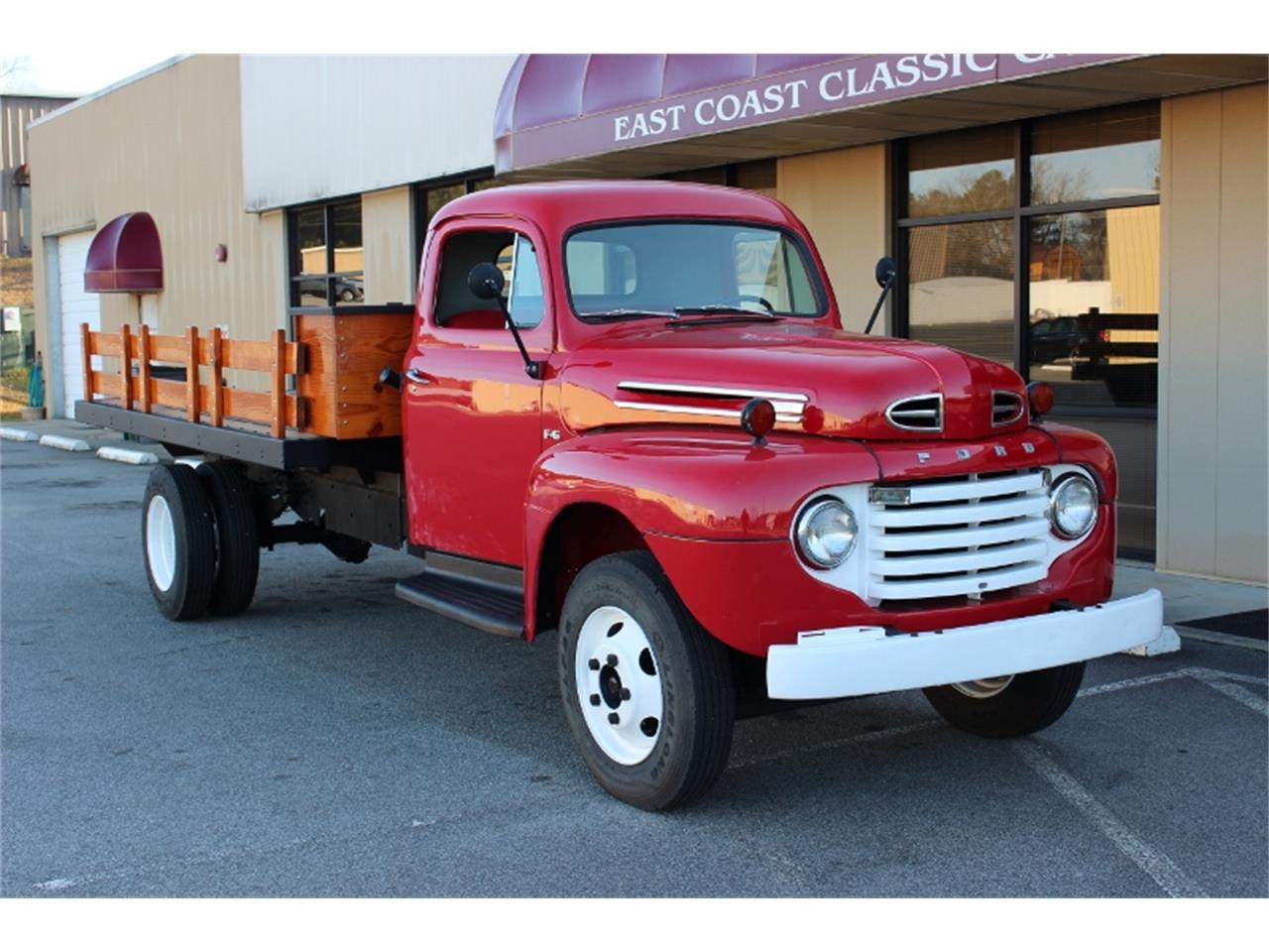Large Picture of Classic '49 F6 located in Lillington North Carolina - K2Y3