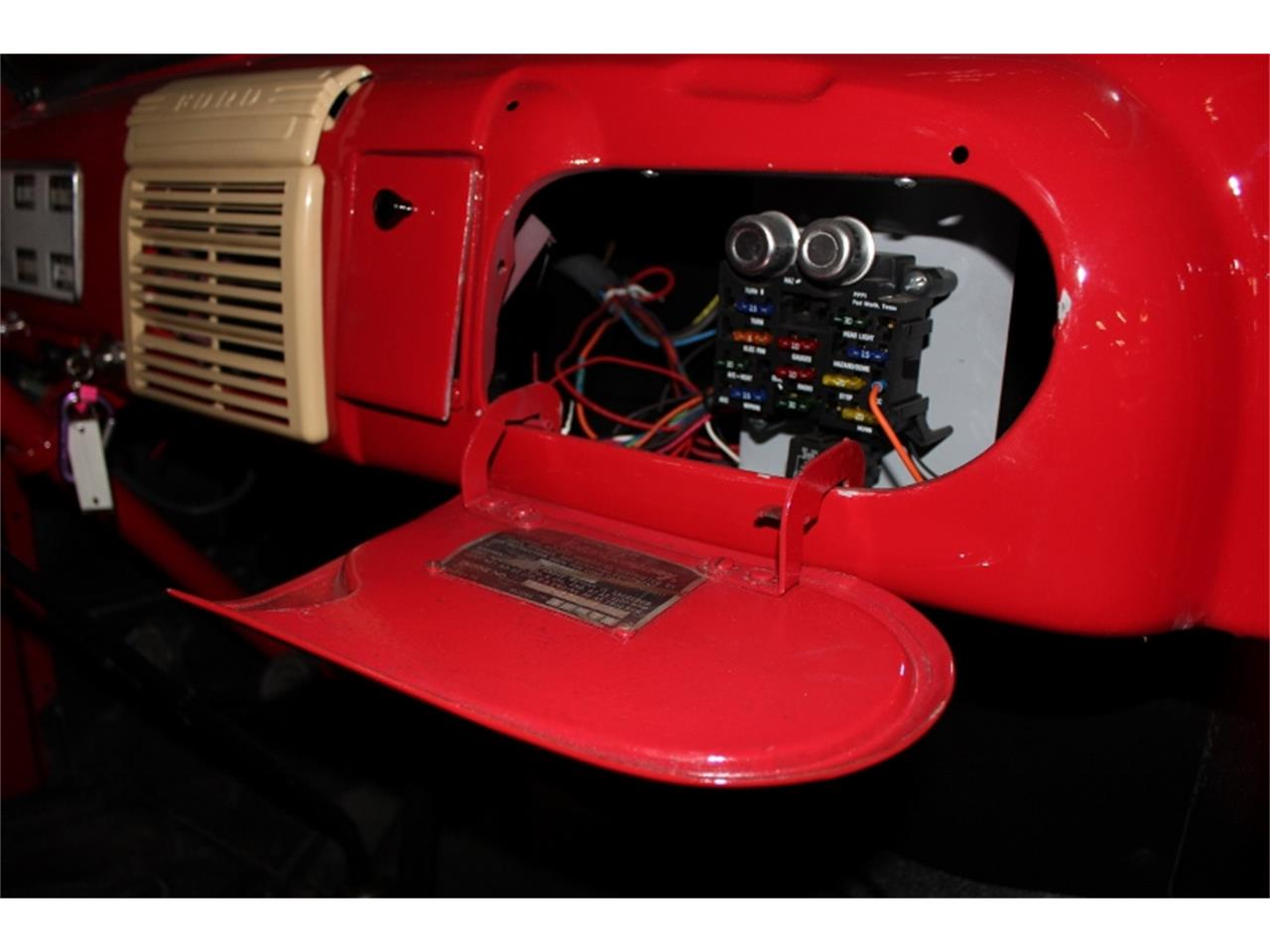 Large Picture of Classic 1949 Ford F6 located in Lillington North Carolina Offered by East Coast Classic Cars - K2Y3