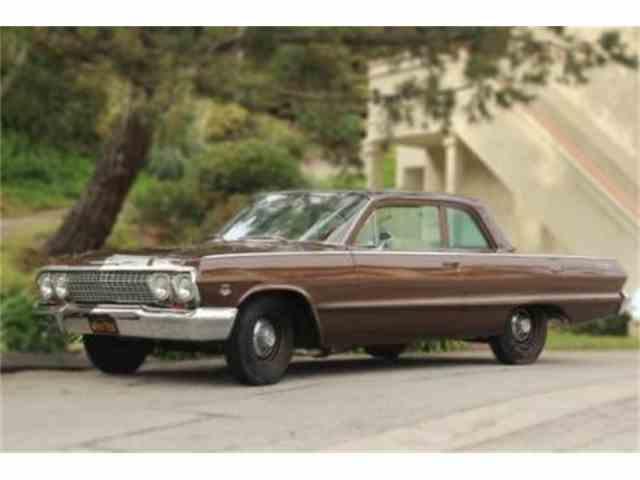 1963 Chevrolet Biscayne for Sale on ClicCars.com