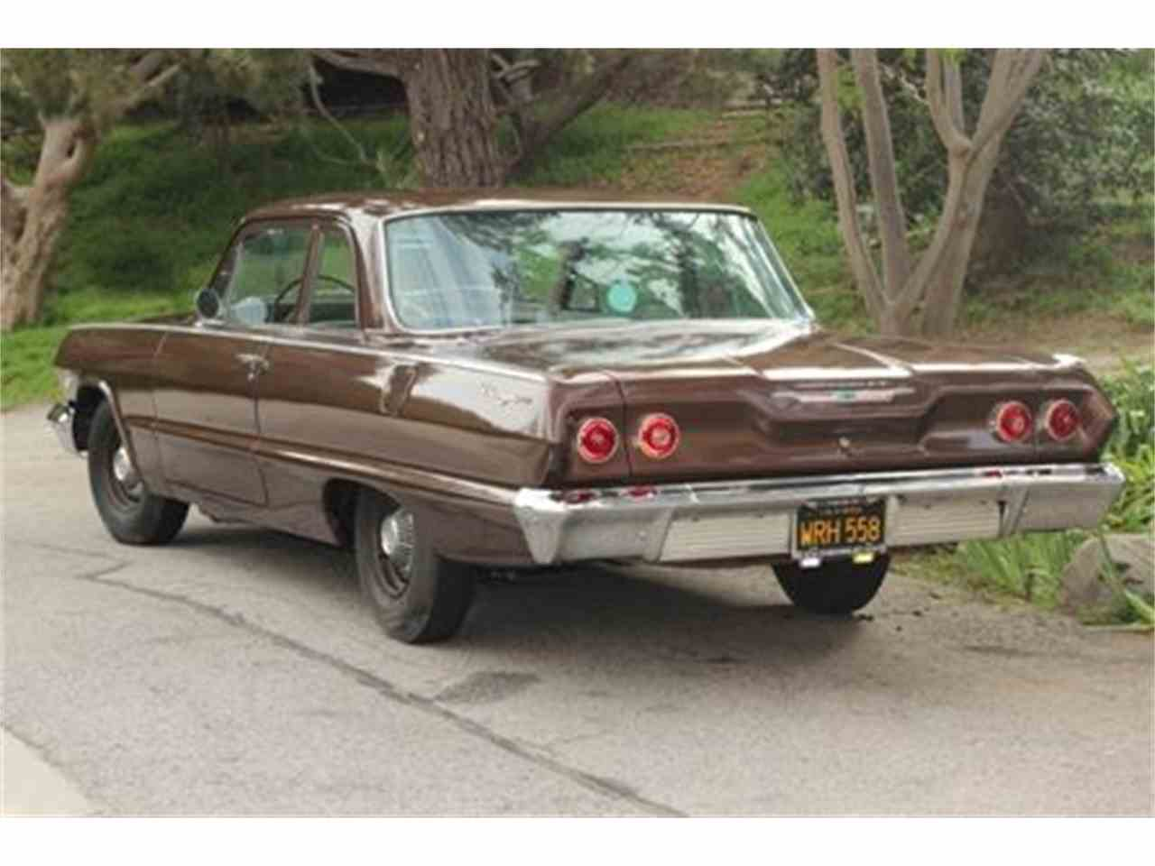 Large Picture of '63 Biscayne - K2Z9