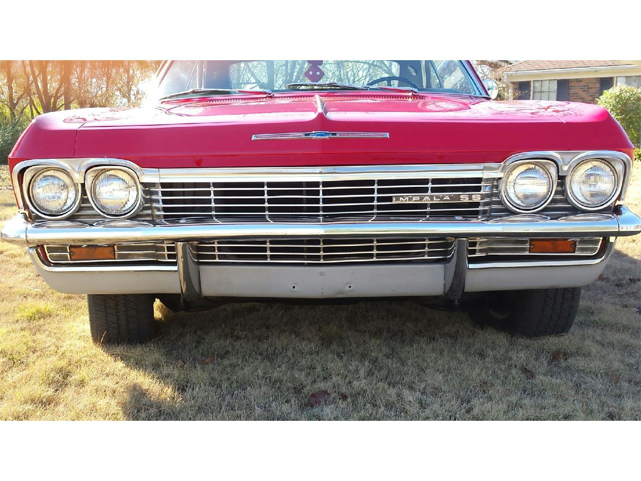 Large Picture of 1965 Impala SS - K2ZI