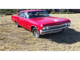 Picture of '65 Chevrolet Impala SS located in Alabama Offered by a Private Seller - K2ZI