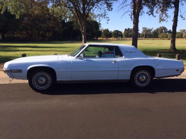 Picture of Classic '69 Ford Thunderbird located in Sacramento California Offered by a Private Seller - K2ZJ