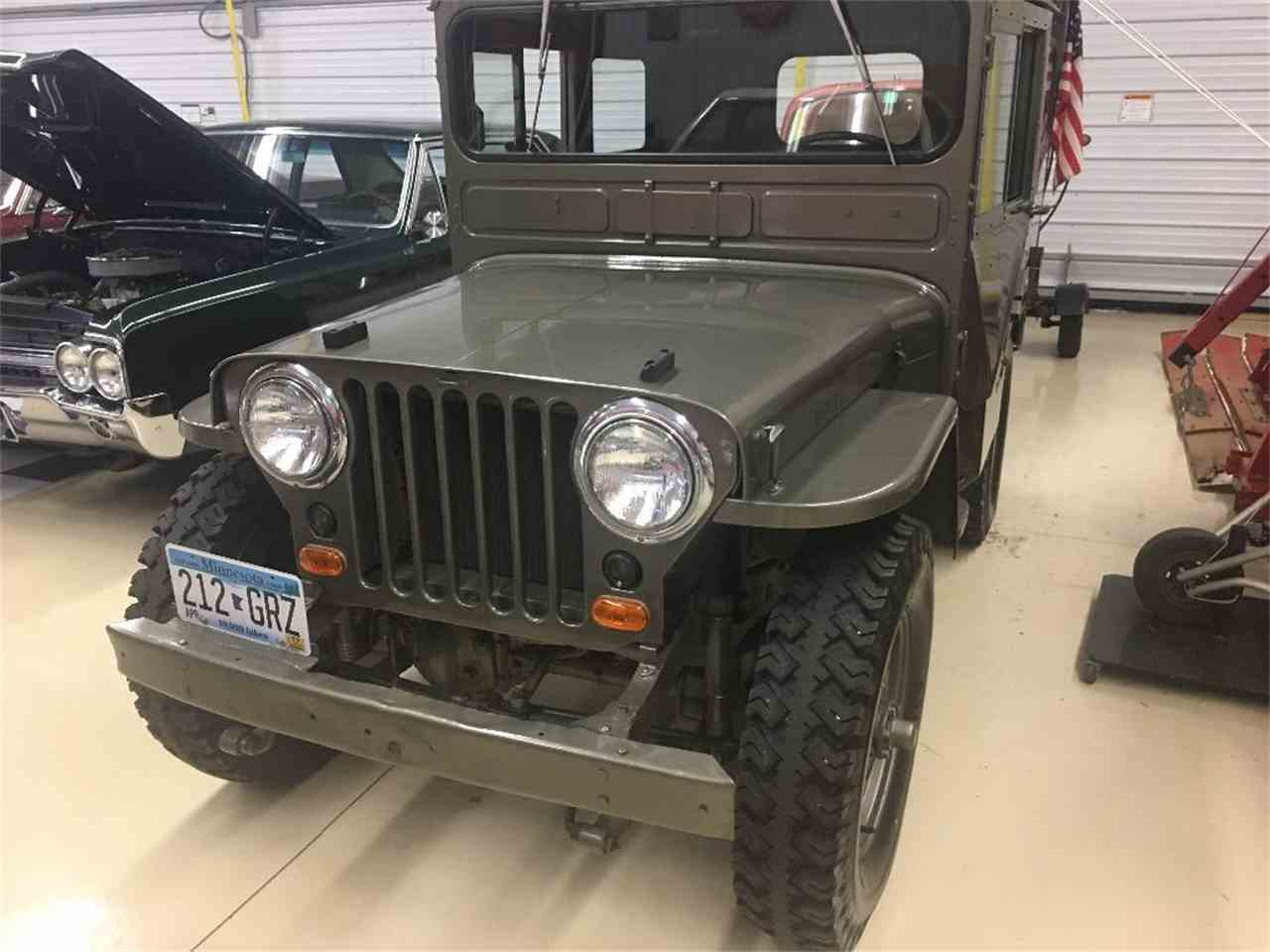 1946 Willys Jeep for Sale | ClicCars.com | CC-937053