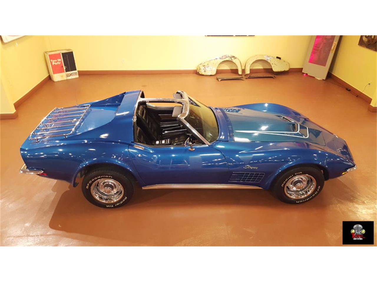 Large Picture of '72 Corvette - K31S