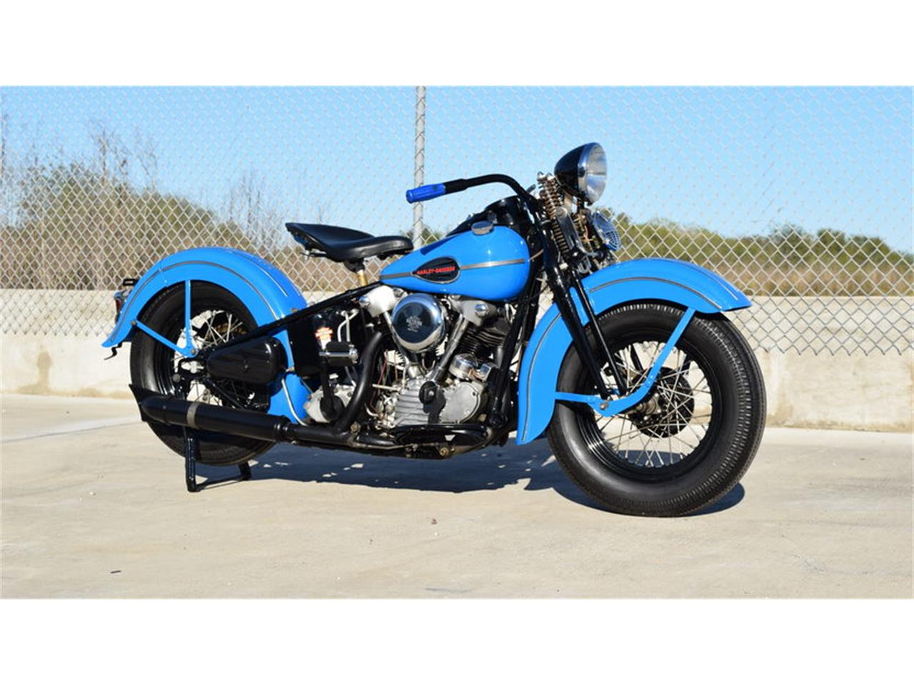 1941 Harley-Davidson Knucklehead for Sale | ClassicCars com | CC-937145