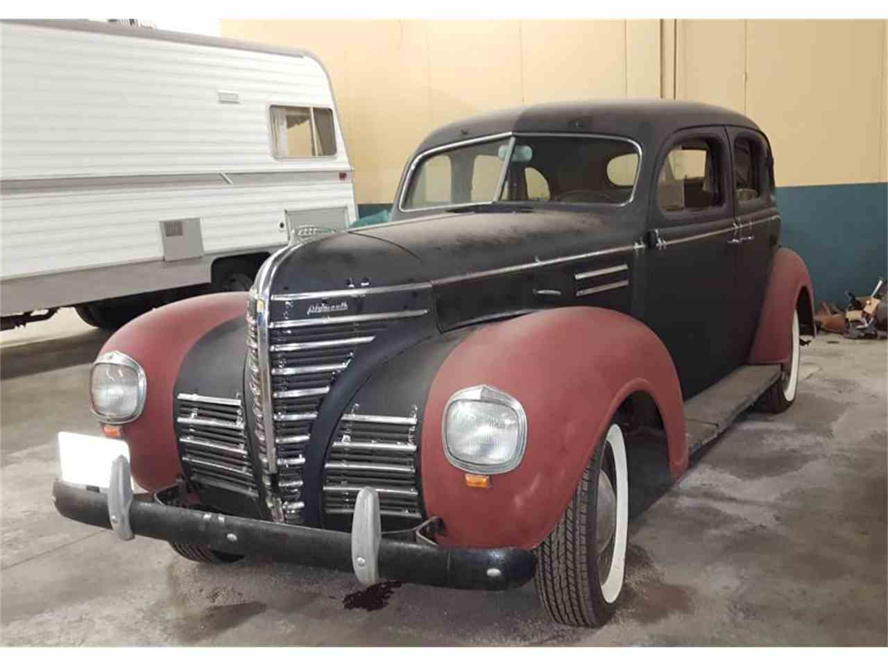 Large Picture of '39 Plymouth Deluxe located in Merrimack New Hampshire - $4,750.00 Offered by a Private Seller - K35L