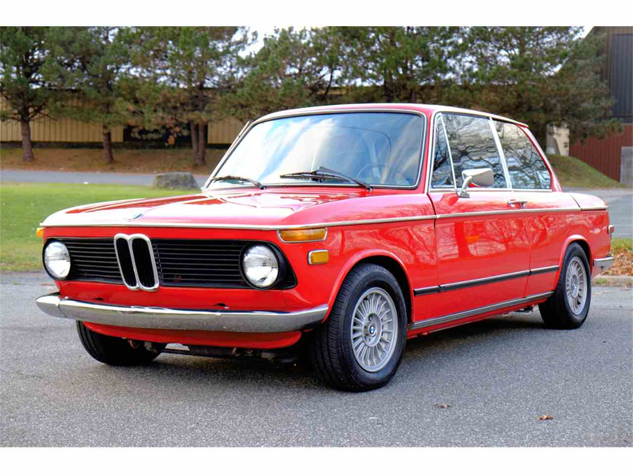 Bmw 2002 For Sale >> 1975 Bmw 2002 For Sale Classiccars Com Cc 937210