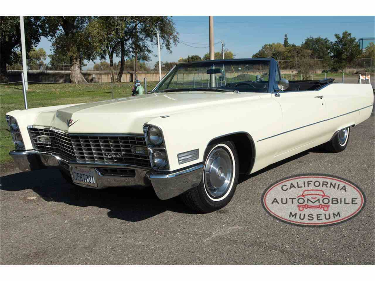 1967 cadillac deville for sale cc 937224. Black Bedroom Furniture Sets. Home Design Ideas