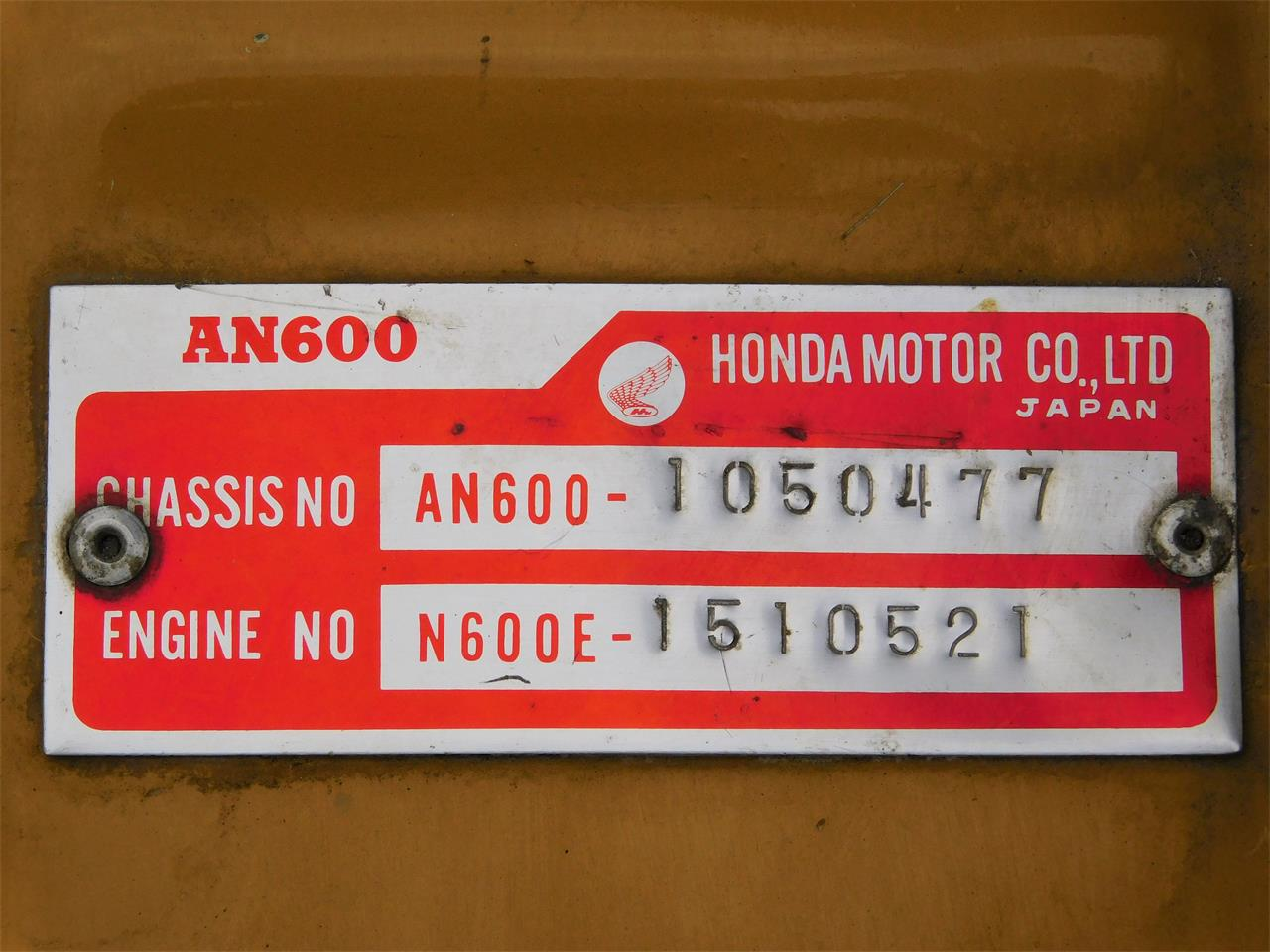 Large Picture of '72 Honda N600 located in California - $8,750.00 - K36Y