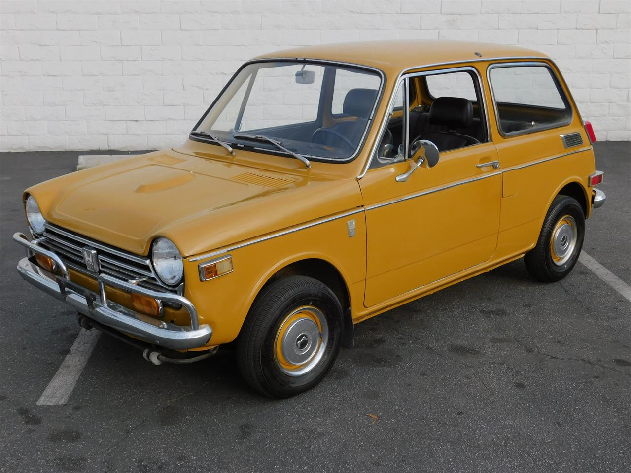 Large Picture of Classic 1972 N600 - K36Y