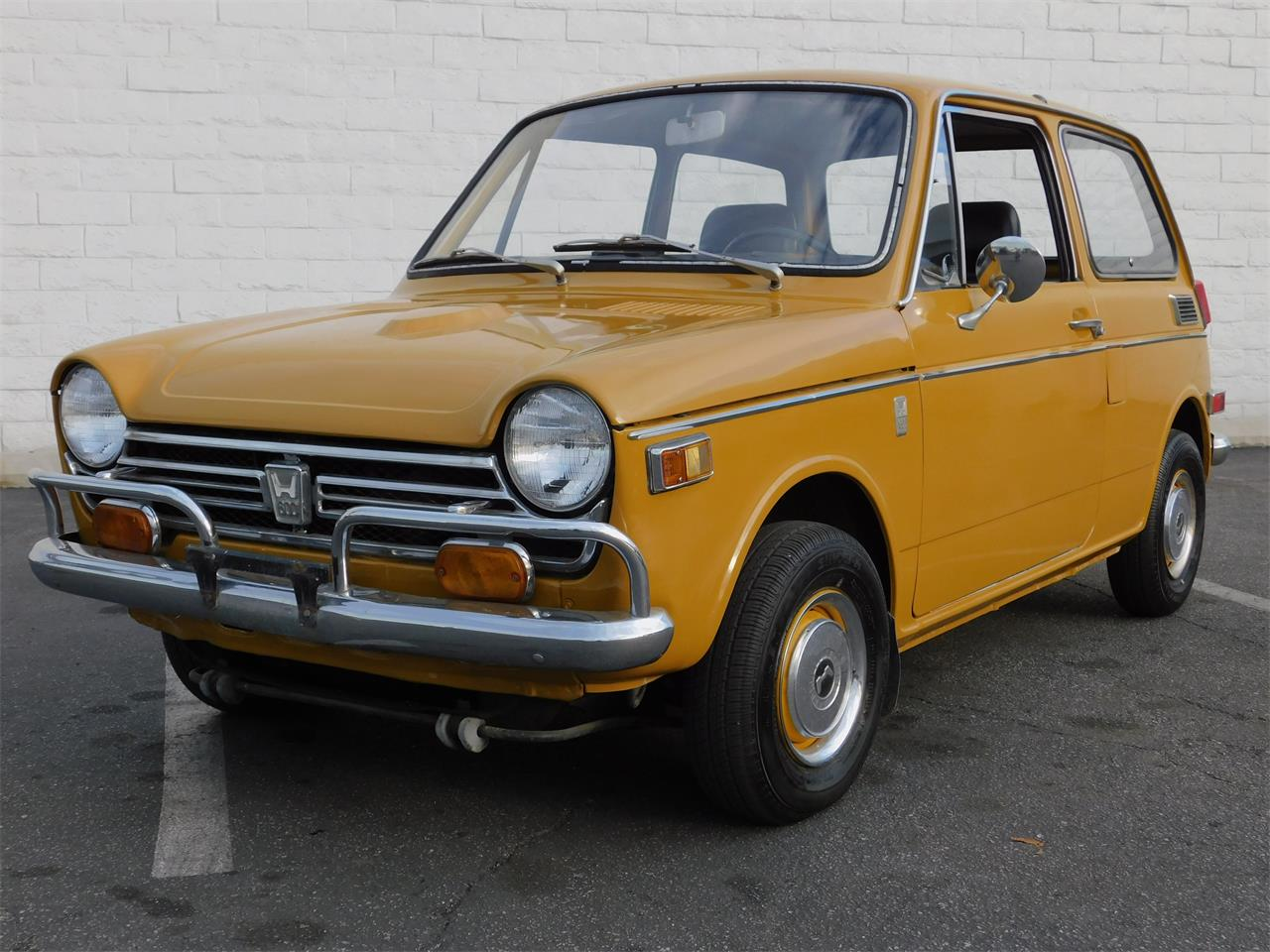 Large Picture of '72 Honda N600 - $8,750.00 Offered by Back in the Day Classics - K36Y