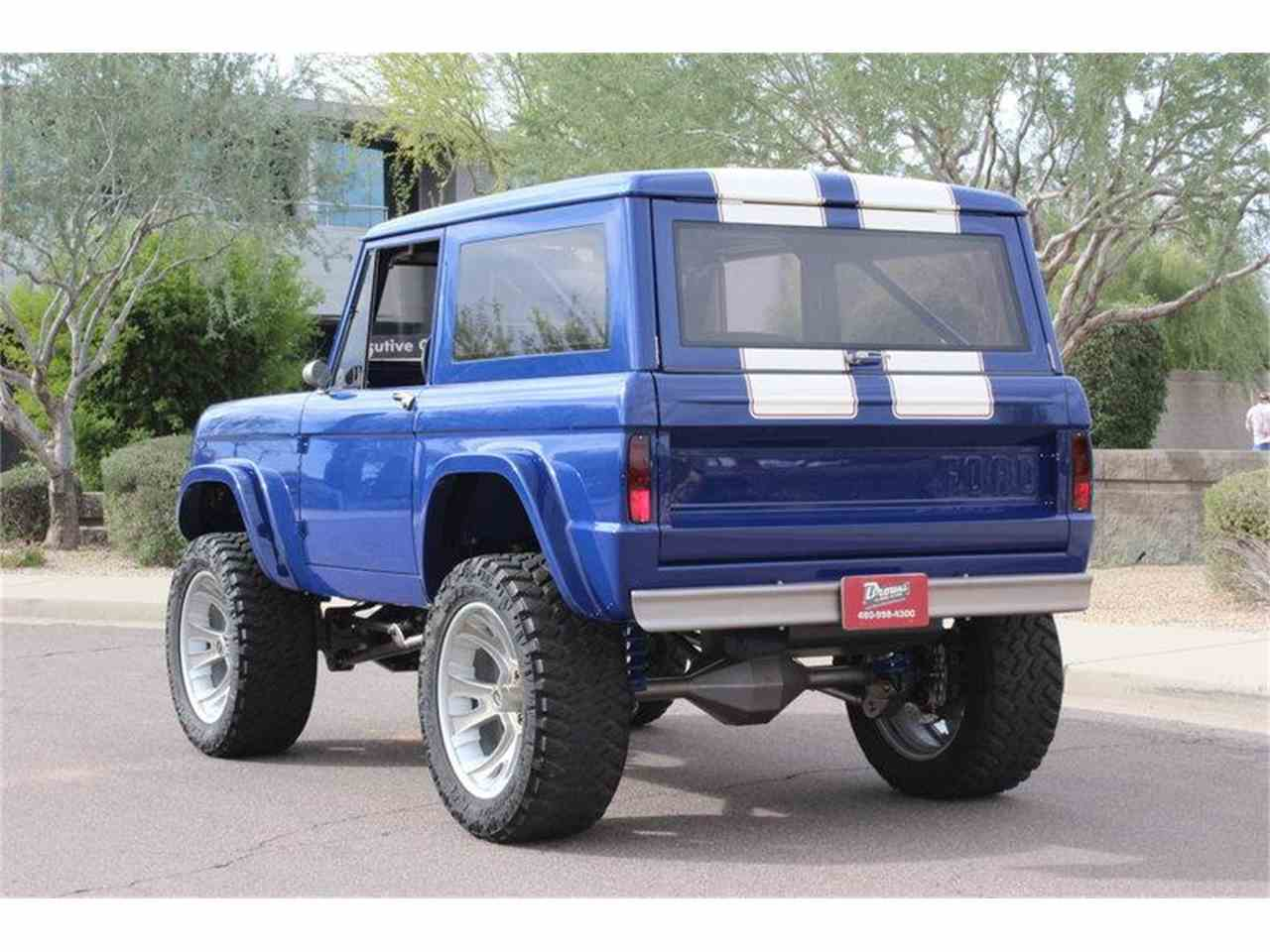 Large Picture of '74 Bronco - K37Z