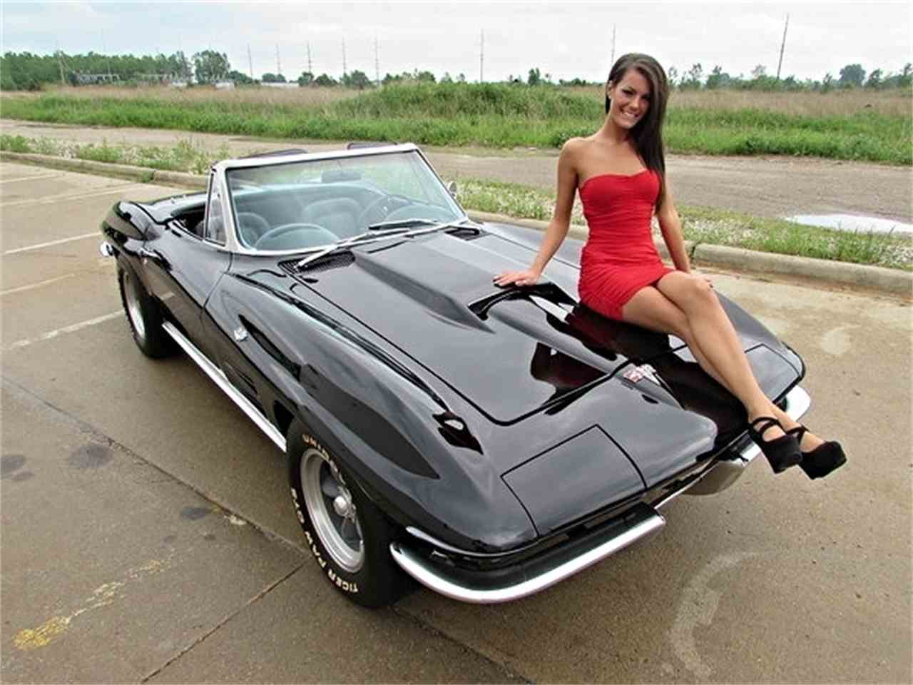 Large Picture of '64 Corvette - JY5R