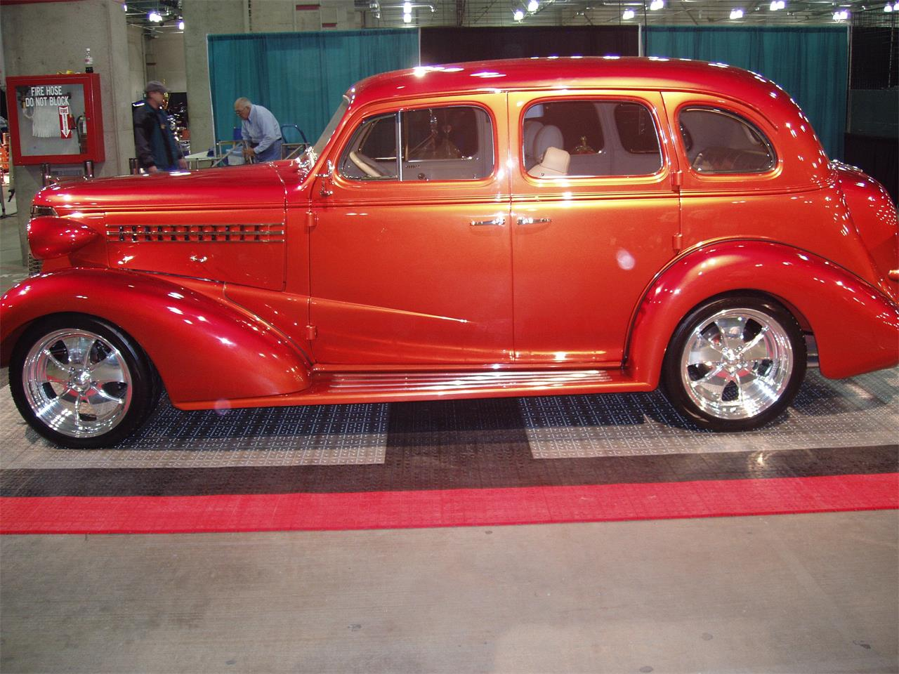 Large Picture of Classic 1938 Chevrolet Sedan located in Orangevale California - $60,000.00 Offered by a Private Seller - K3CQ