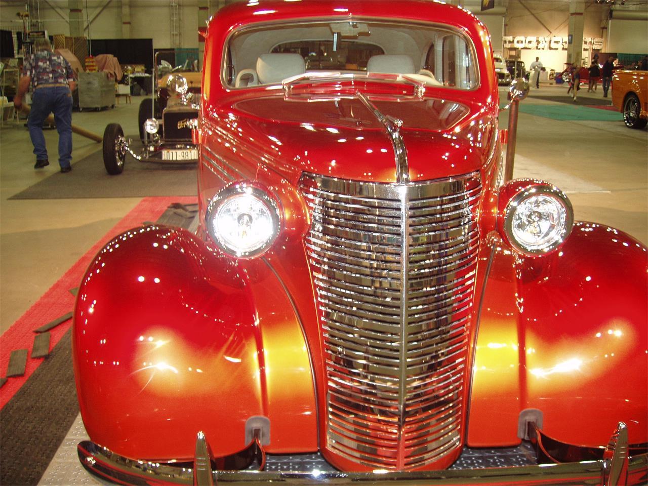 Large Picture of '38 Chevrolet Sedan located in Orangevale California - $60,000.00 - K3CQ