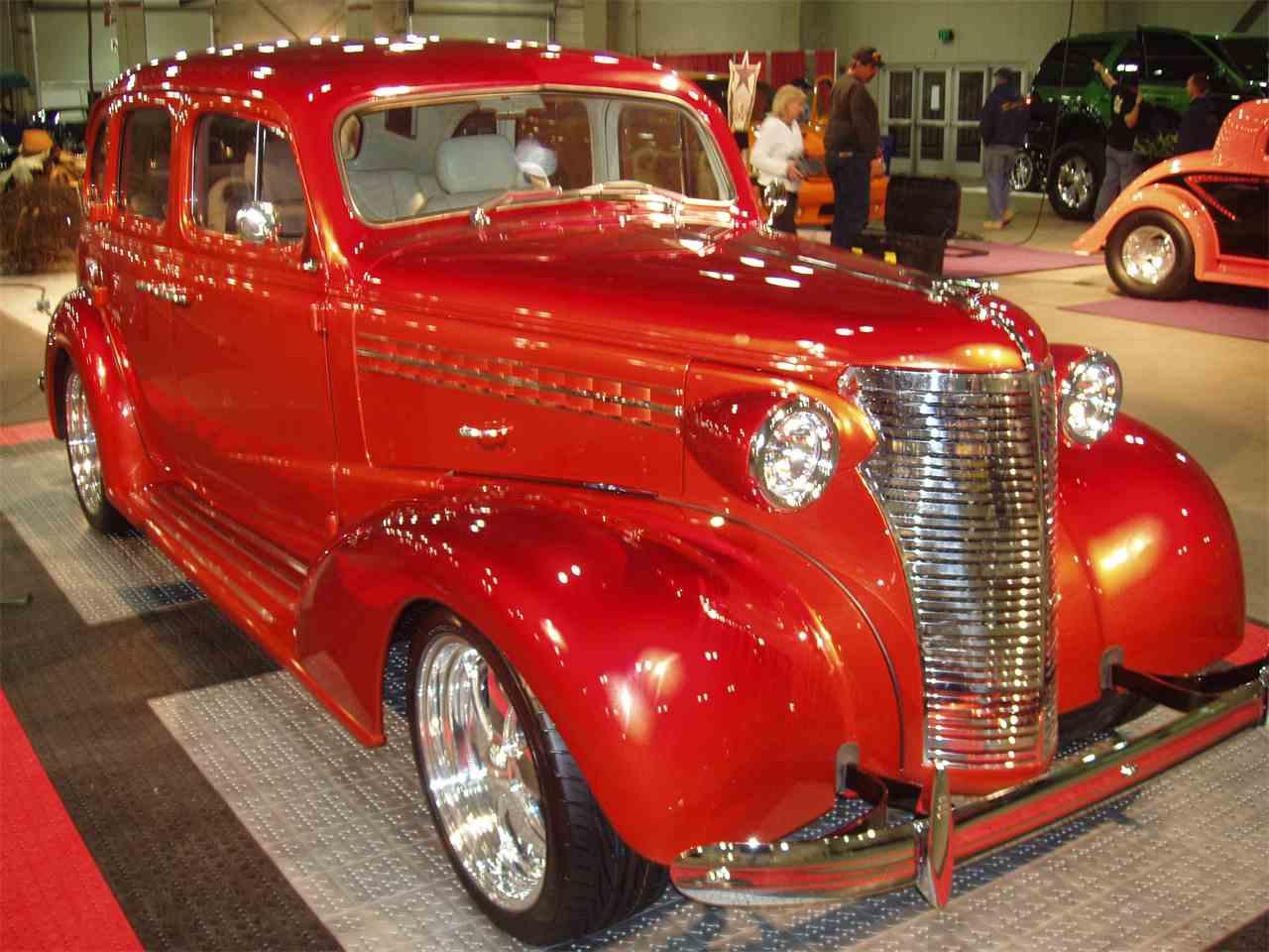 Large Picture of Classic 1938 Chevrolet Sedan located in Orangevale California - $60,000.00 - K3CQ