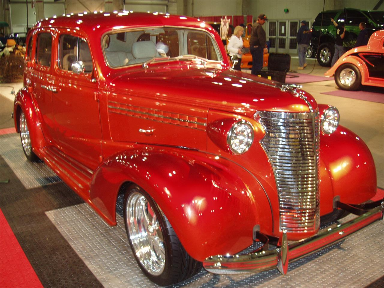 Large Picture of Classic 1938 Sedan Offered by a Private Seller - K3CQ
