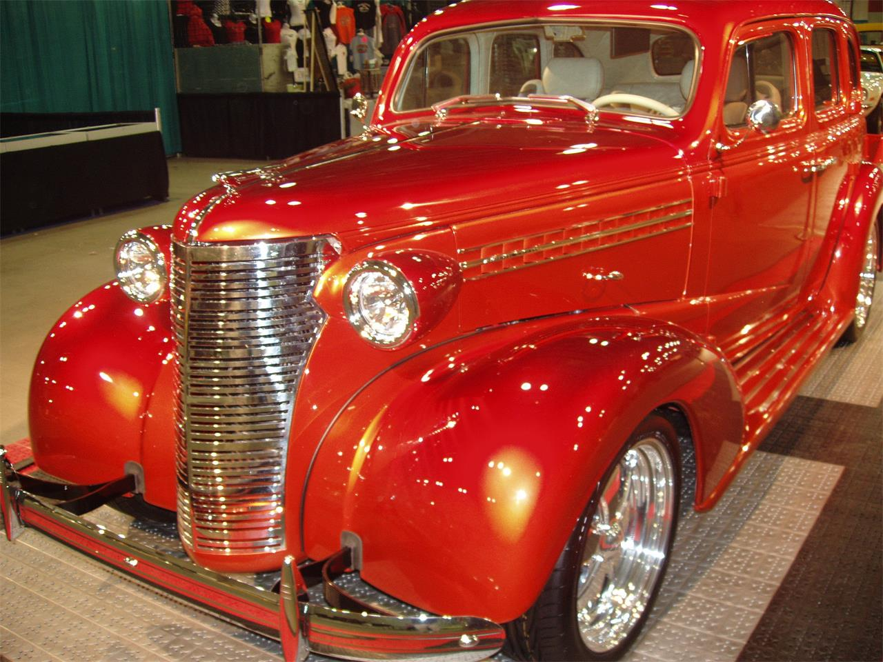 Large Picture of Classic '38 Sedan located in Orangevale California Offered by a Private Seller - K3CQ