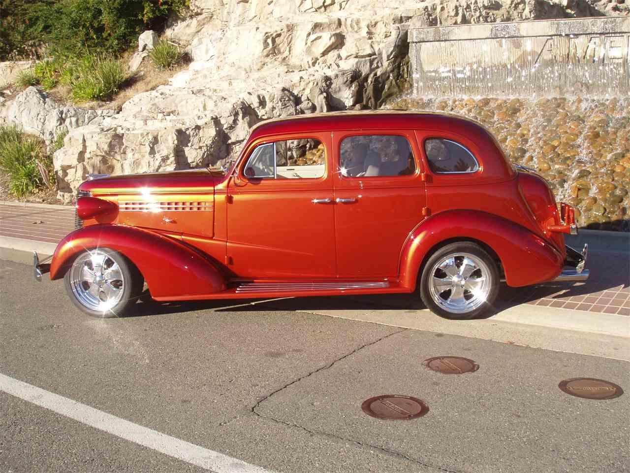 Large Picture of 1938 Chevrolet Sedan located in California - $60,000.00 - K3CQ