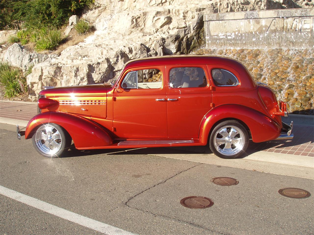Large Picture of Classic 1938 Chevrolet Sedan Offered by a Private Seller - K3CQ