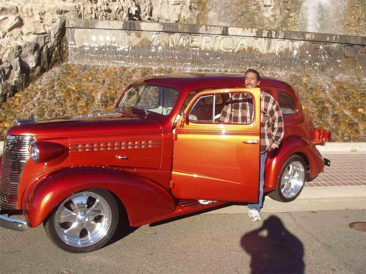 Large Picture of '38 Sedan - K3CQ