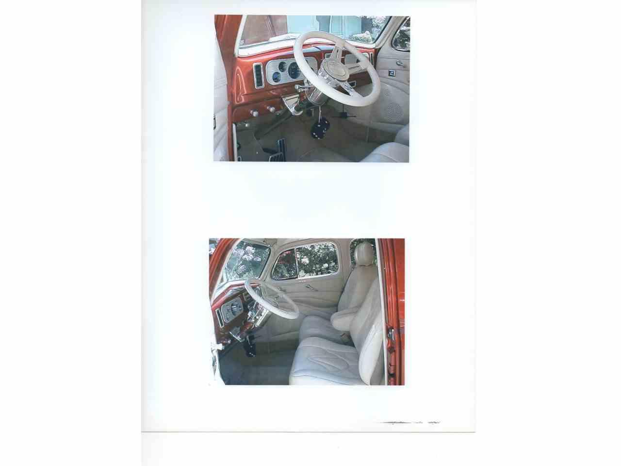Large Picture of '38 Chevrolet Sedan located in Orangevale California - K3CQ