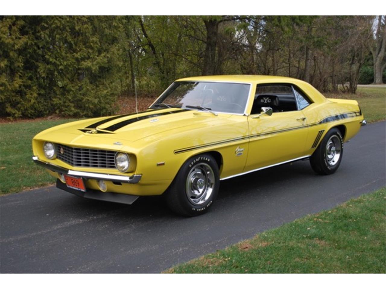 Yenko Camaro For Sale >> For Sale 1969 Chevrolet Camaro Copo Yenko In Lincolnshire Illinois