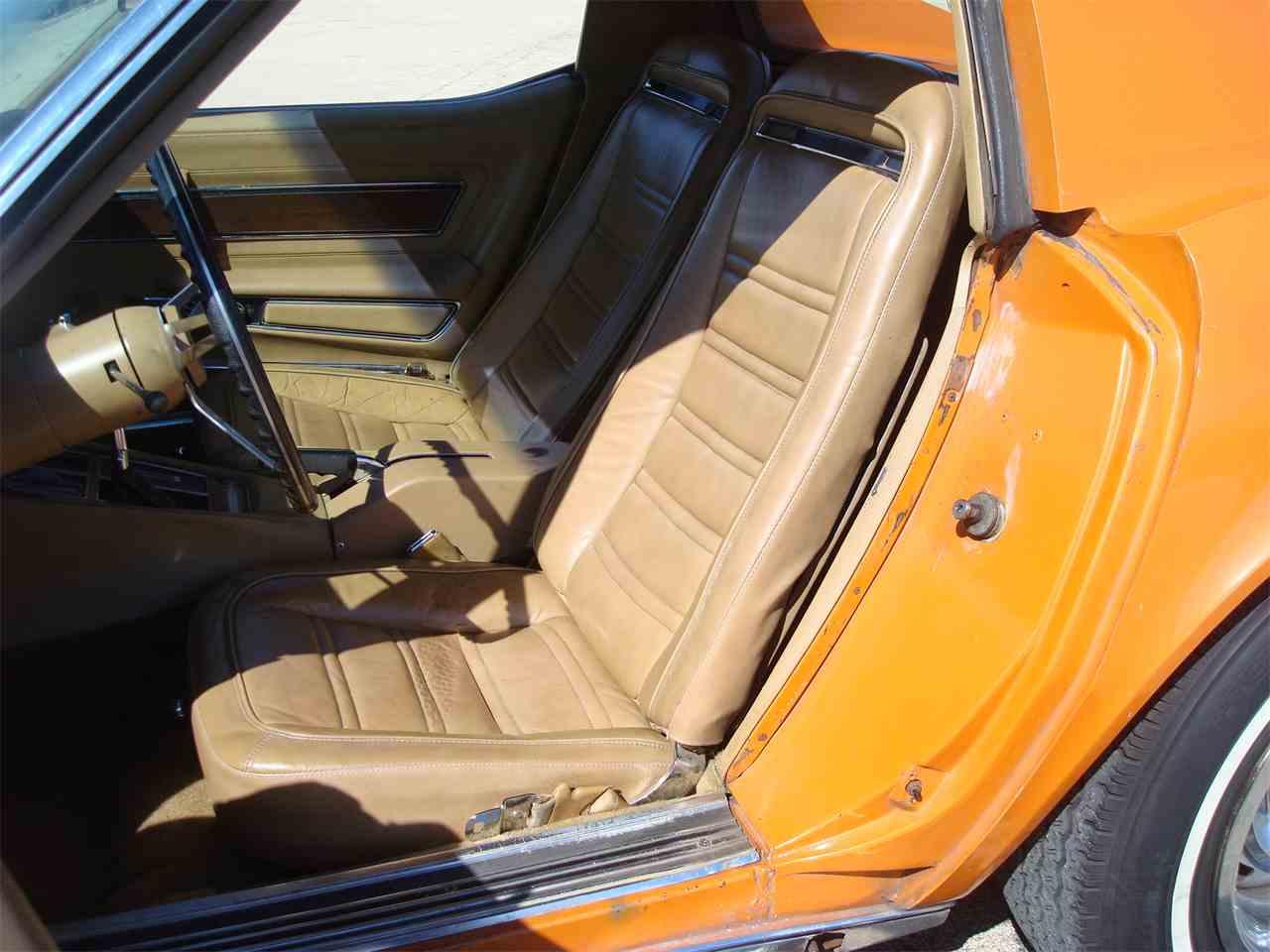Large Picture of '73 Corvette - JY6D