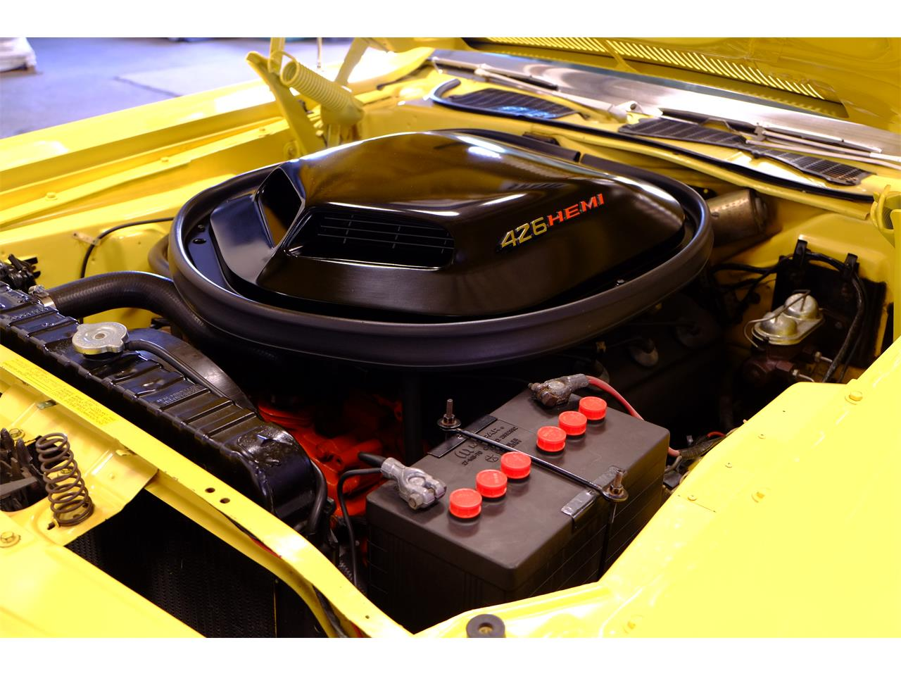 Large Picture of Classic '71 Challenger R/T 426 Hemi - $325,000.00 - JY6E