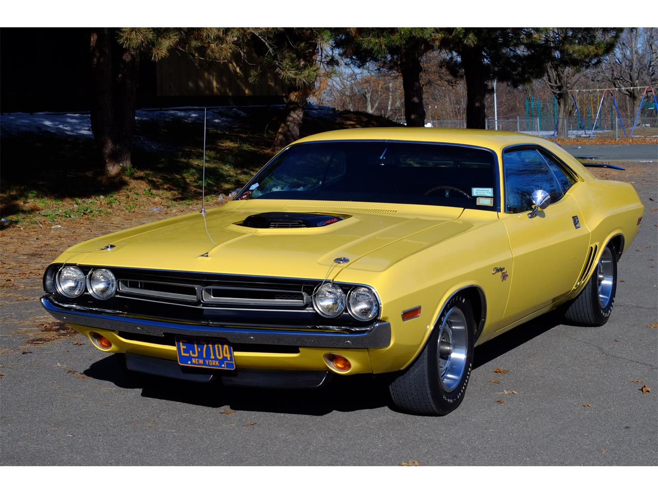Large Picture of '71 Challenger R/T 426 Hemi located in New York - $325,000.00 - JY6E