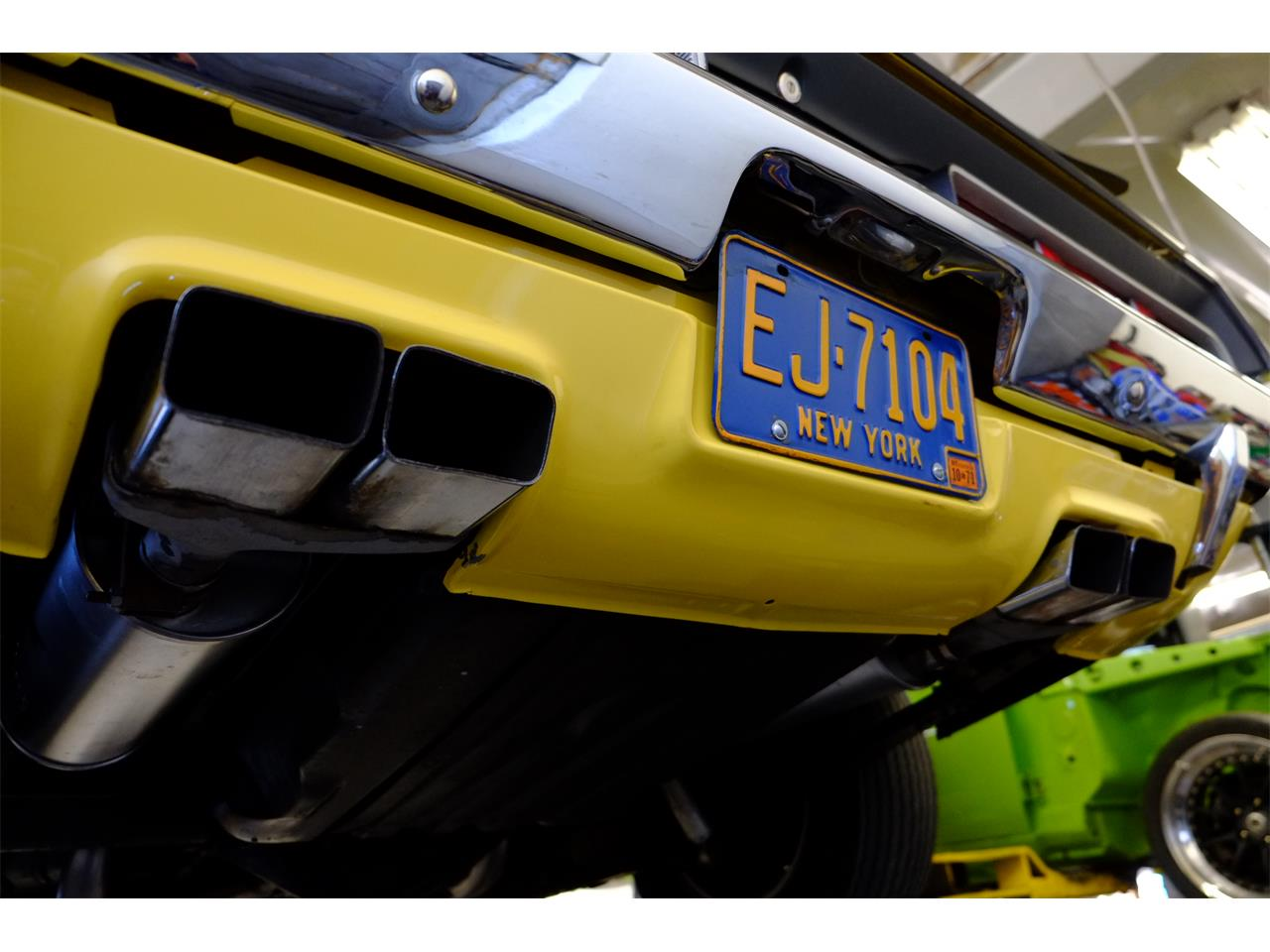 Large Picture of Classic 1971 Dodge Challenger R/T 426 Hemi Offered by Automotion - JY6E