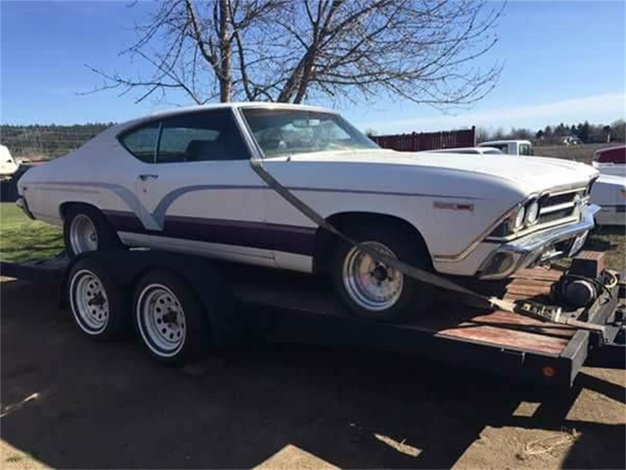 Large Picture of Classic 1969 Chevelle located in Michigan - $15,495.00 - K3G8