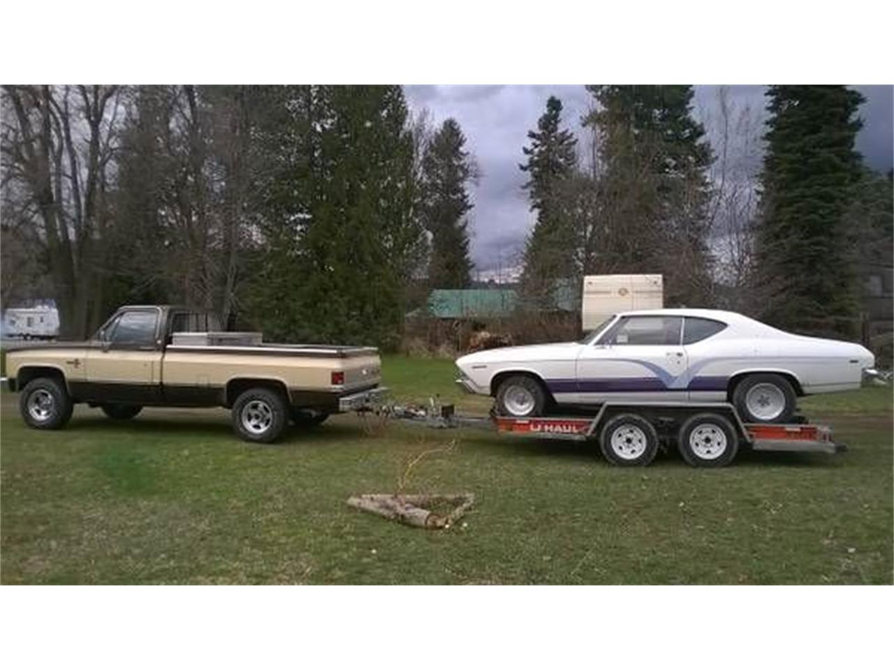 Large Picture of '69 Chevelle located in Cadillac Michigan - $15,495.00 Offered by Classic Car Deals - K3G8