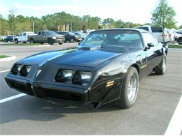 Picture of '80 Firebird Trans Am - K3GF
