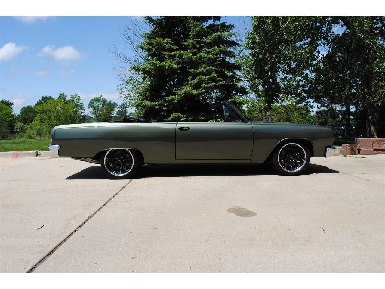 1965 Chevrolet Chevelle Malibu Ss Convertible For Sale
