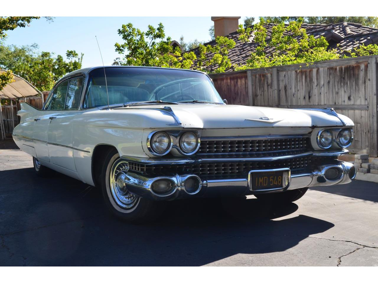1959 Cadillac Sedan Deville For Sale Classiccars Com Cc 937688