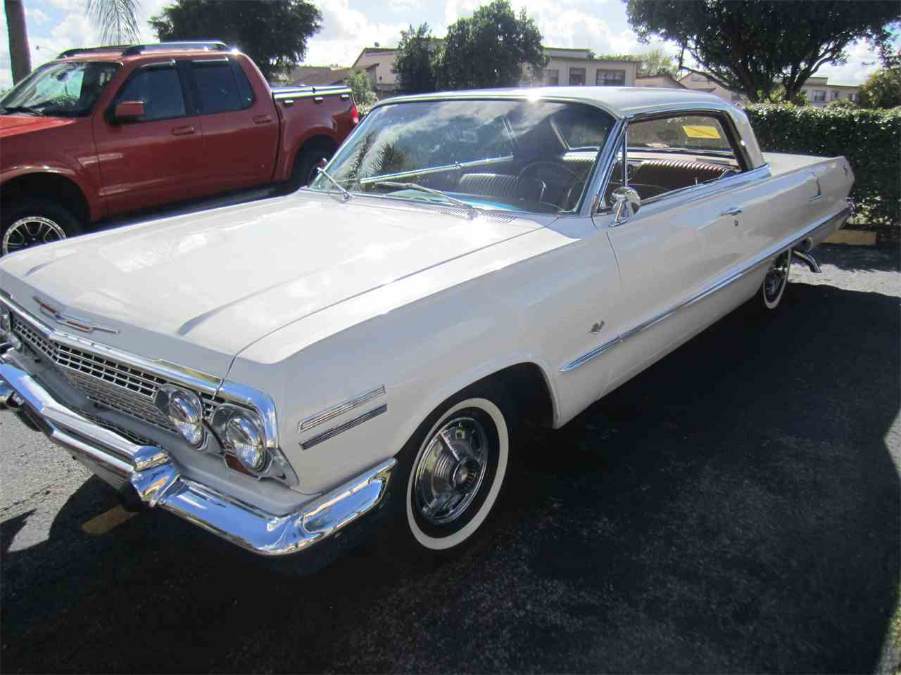 1963 chevrolet impala ss for sale cc 937726. Black Bedroom Furniture Sets. Home Design Ideas
