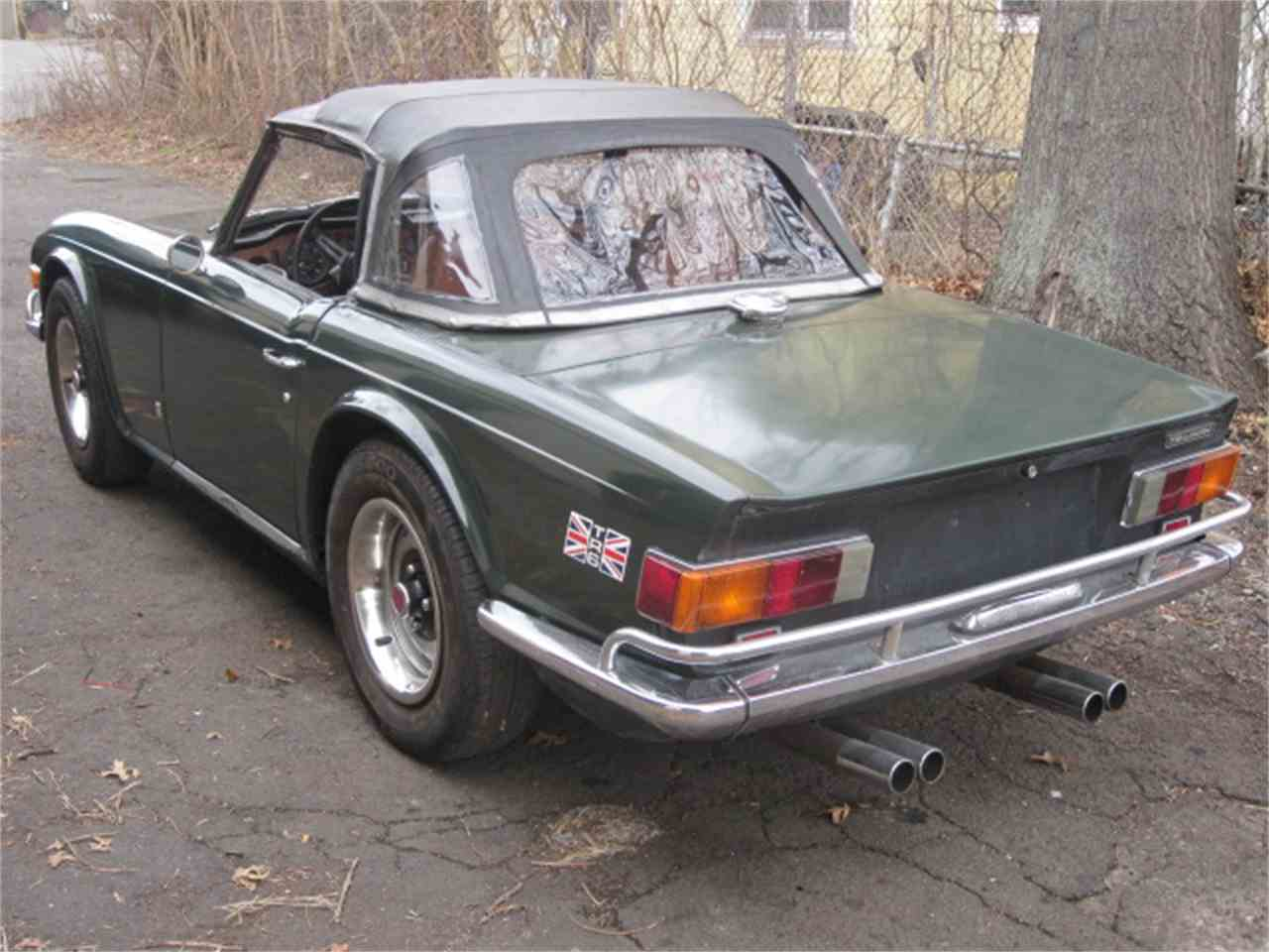 Large Picture of '71 TR6 - K3K2