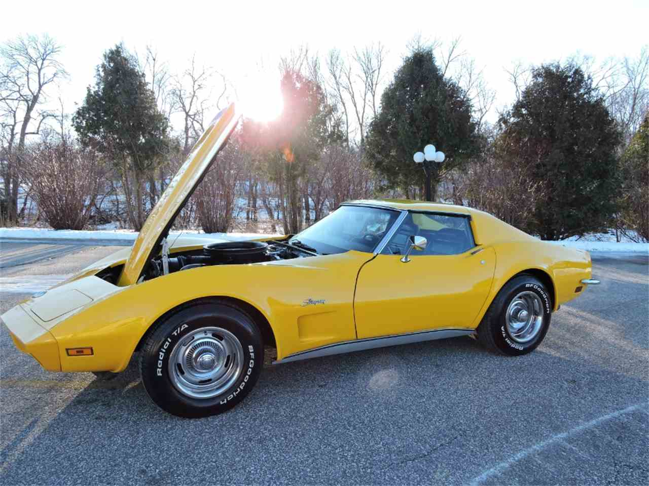 Large Picture of '73 Corvette - JY74