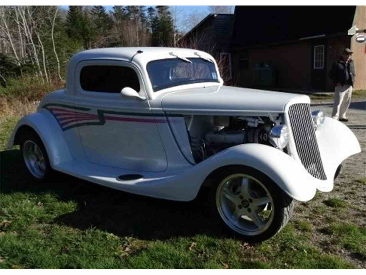 1934 Ford 3-Window Coupe for Sale | ClassicCars.com | CC-937860