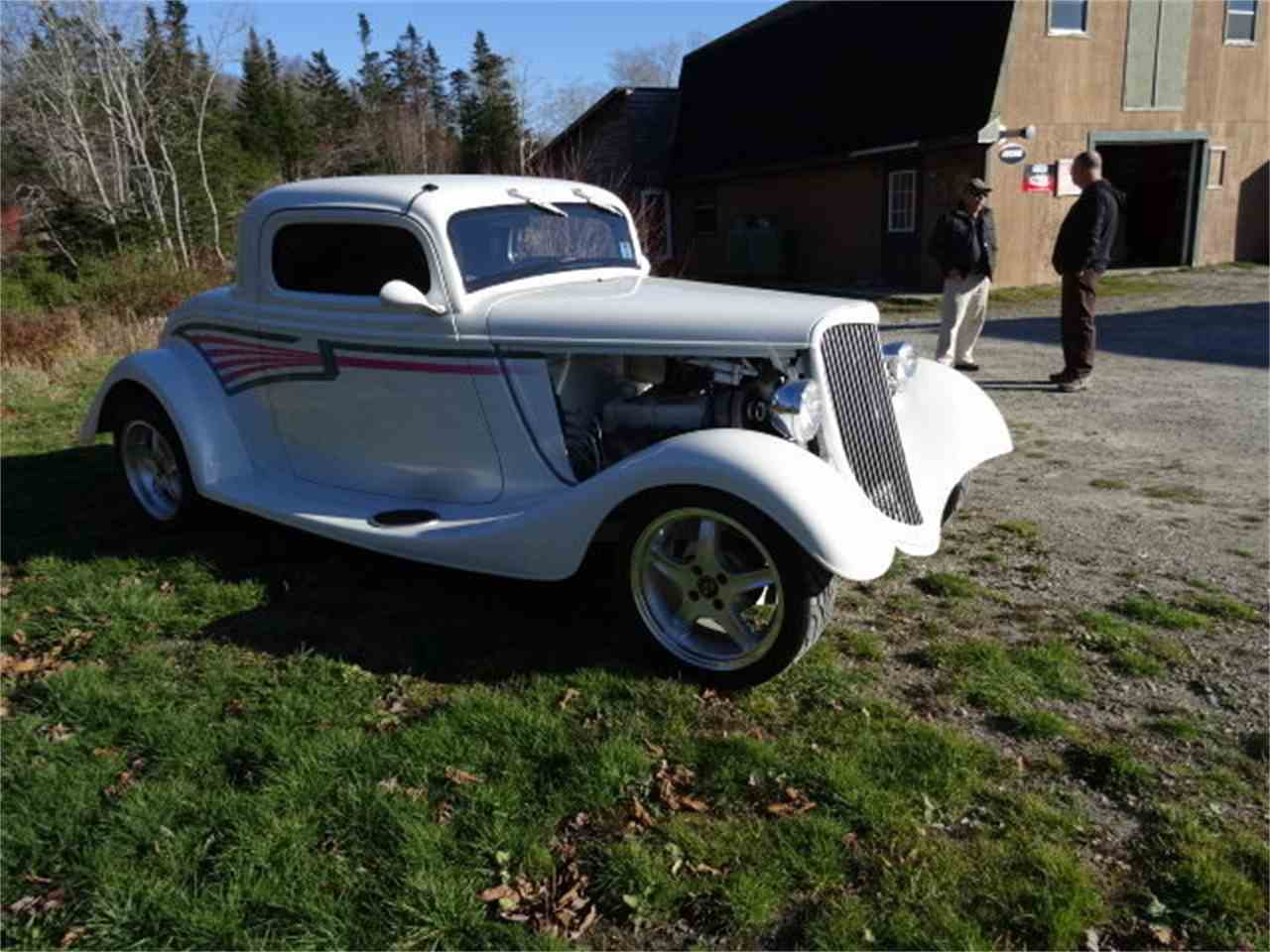 Large Picture of '34 3-Window Coupe - K3NO