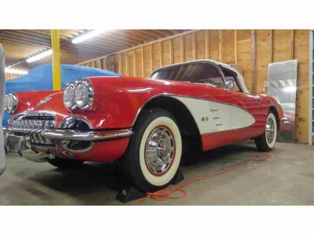 Picture of '60 Corvette - K3Q3