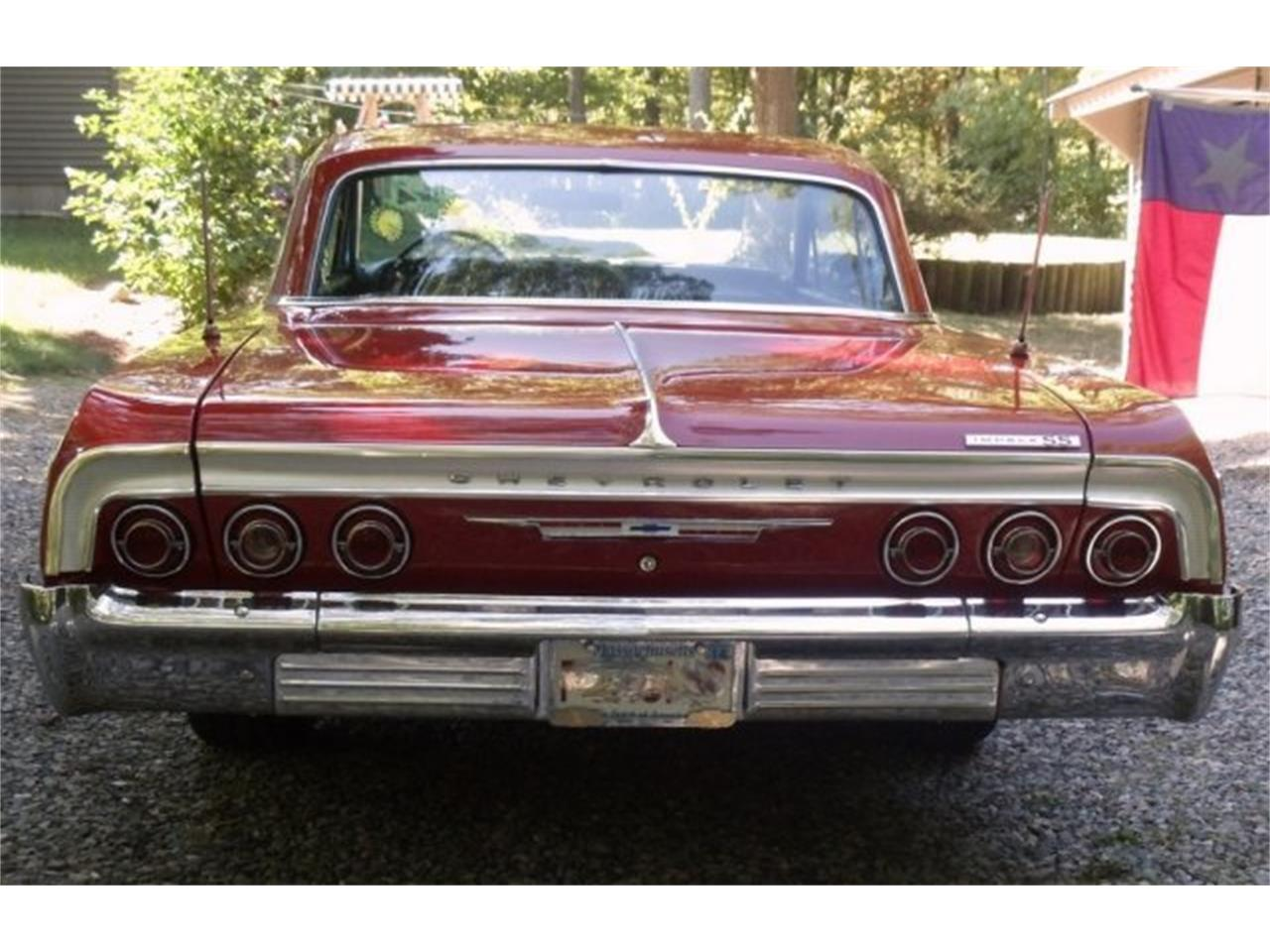 Large Picture of '64 Impala SS - K3QC
