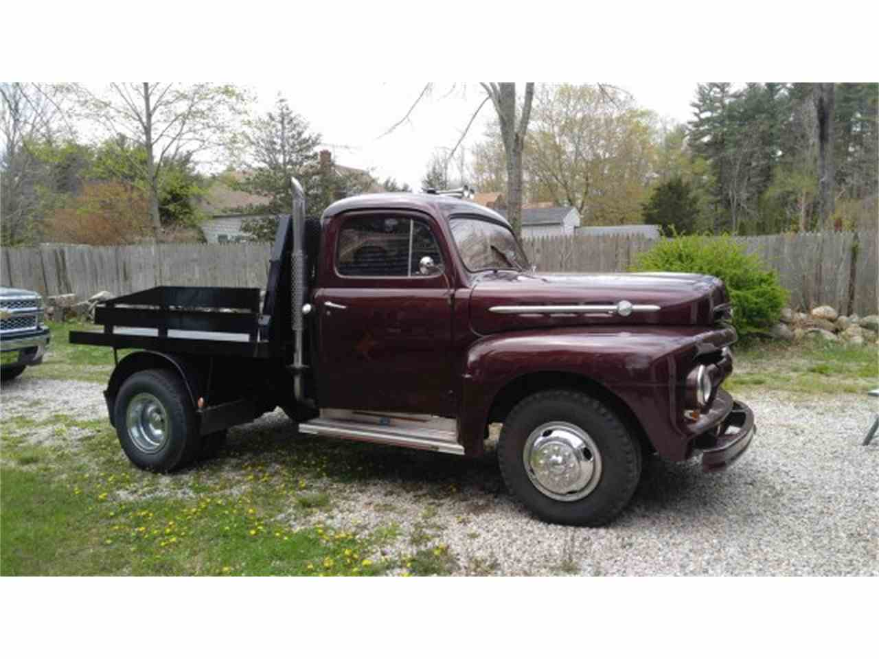 Large Picture of '52 Pickup - K3QG