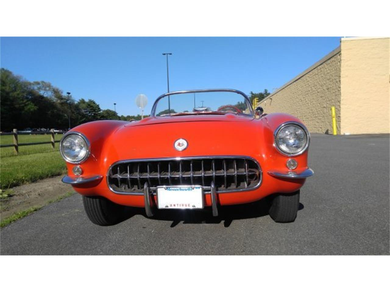 Large Picture of '56 Corvette Offered by CARuso Classic Cars - K3QK