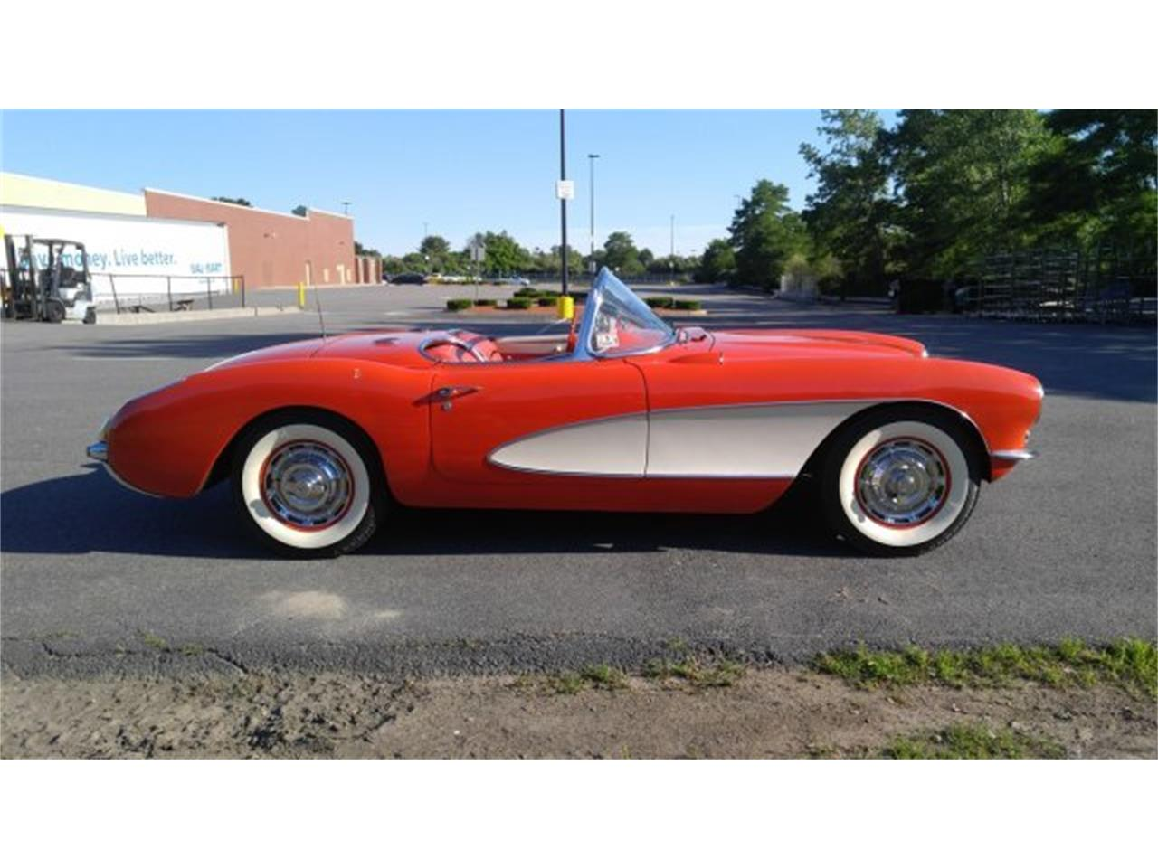 Large Picture of Classic 1956 Corvette located in Hanover Massachusetts Offered by CARuso Classic Cars - K3QK